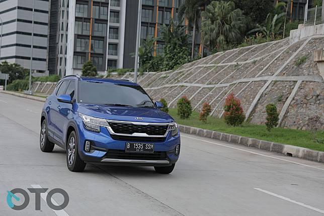 TEST DRIVE: Kia Seltos EX+, Performa dan Kenyamanan (Part 2)