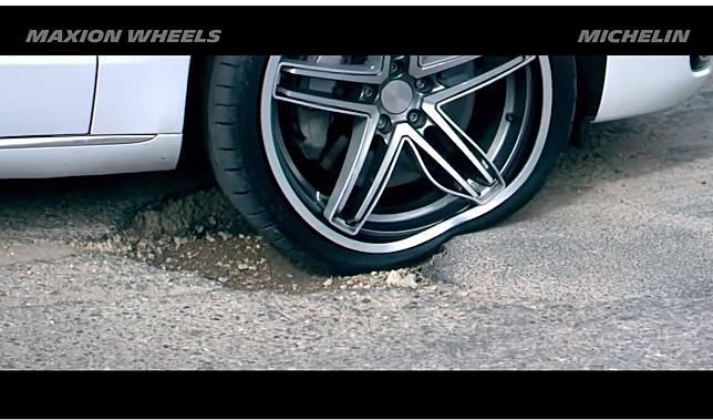 Pelek fleksibel dari Michelin