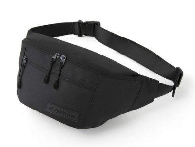《瘋日雜》017日雜附贈SHIPS JET BLUE休閒 個性潮牌 兩用黑色腰包垮包斜背包側背包 胸包
