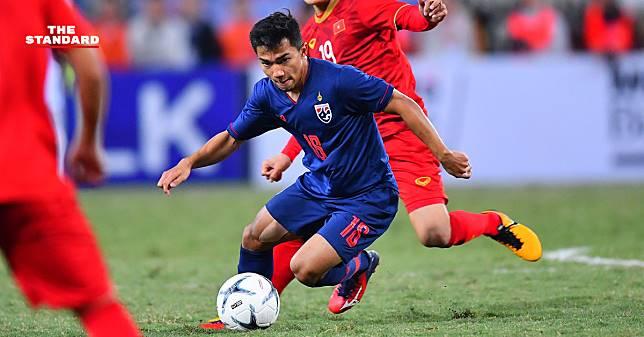 ลุ้นอีก 3 นัด! ทีมชาติไทยบุกเสมอเวียดนาม 0-0 บอลโลกรอบคัดเลือกนัดที่ 5