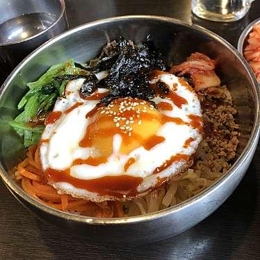 実際訪問したユーザーが直接撮影して投稿した新宿韓国料理ちゃん豚 新宿店の写真