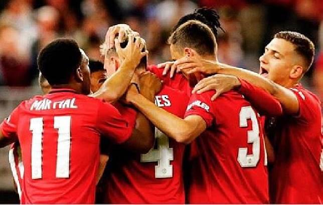 Manchester United. (instagram/@manchesterunited)