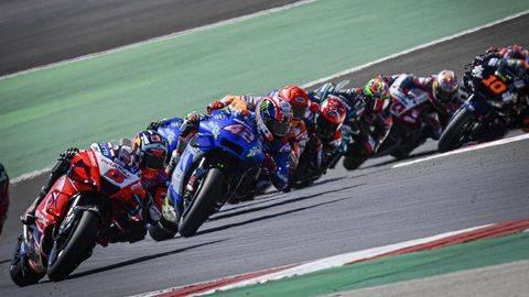 MotoGP 2021 akan memasuki seri keempat di Spanyol. (Dorna Sports)