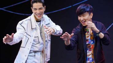 同門9年 蕭敬騰揪林俊傑合作幫唱《歌手》總決賽