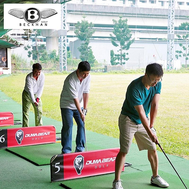 內湖【貝克漢】高爾夫練習場擊球5盒券