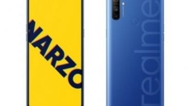 realme Narzo 10 / 10A 印度發表,均內建 5000 mAh 電池
