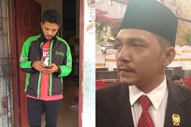 Kolase | Kompas.com/Dewantoro & Tribun-Medan /Nanda Rizka Nasution