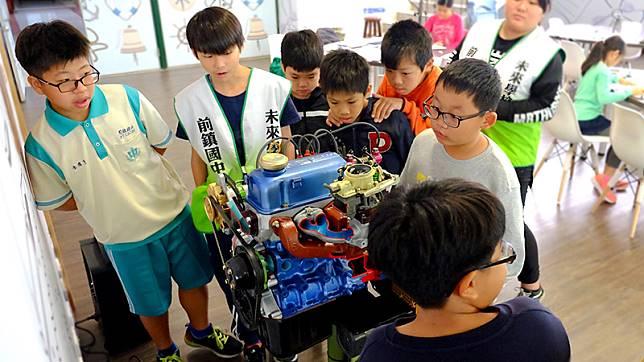 2019教育創新100|前鎮國中遠航者團隊:出發!前往探索海洋知識的航道