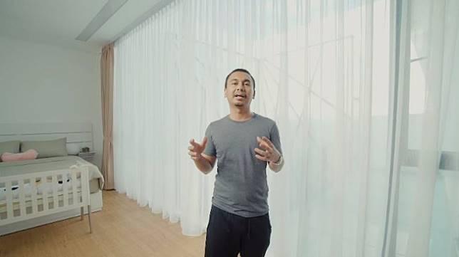 Kamar Alinea Ava Nasution. (YouTube/Raditya Dika)