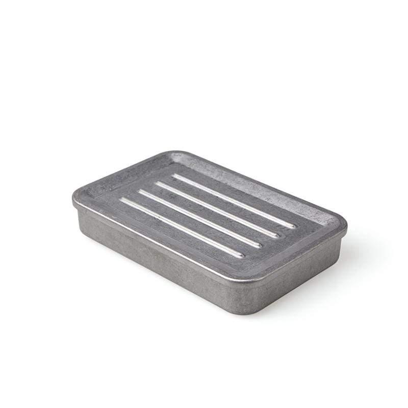 地景置物盒-平原-經典色系 Raw Metal 鋁原色