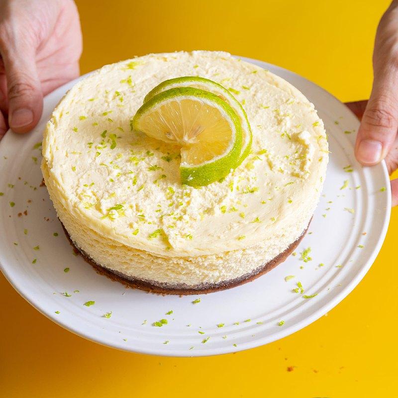 酸檸重乳酪蛋糕/生酮甜點/無麩質