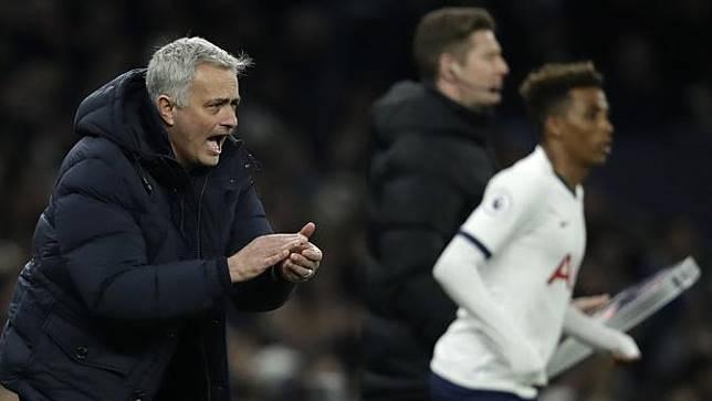 Mourinho Baru Merasakan Susahnya Punya Pemain Tak Bermental Juara
