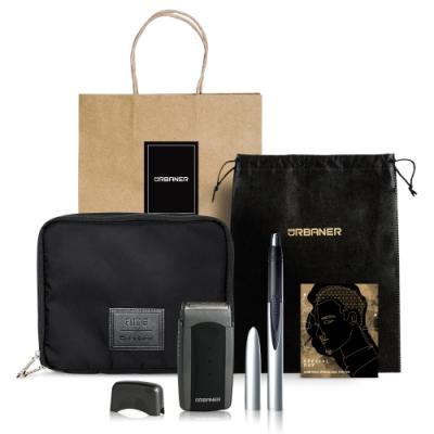 RITExURBANER聯名 質感包裝,送禮首選 口袋型大小,方便攜帶 台灣製造,品質保證 Mabuchi馬達,效能一流