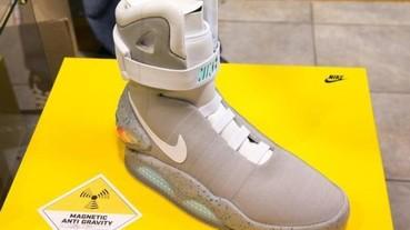 【JUKSY x HypeSphere】 NIKE設計師再度透露《回到未來2》中的「自動綁鞋帶」球鞋將在2015年發售