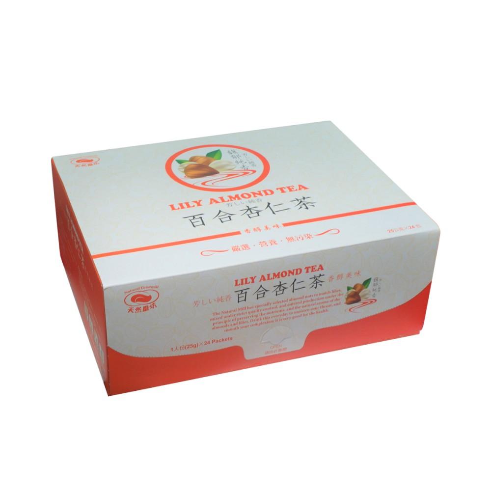 天然磨坊 百合杏仁茶(25gx30包) 蝦皮24h 現貨