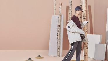 秋意濃!Onitsuka Tiger 推出秋季裂纹藝術系列 將秋色穿上腳 解讀大自然的裂紋美學