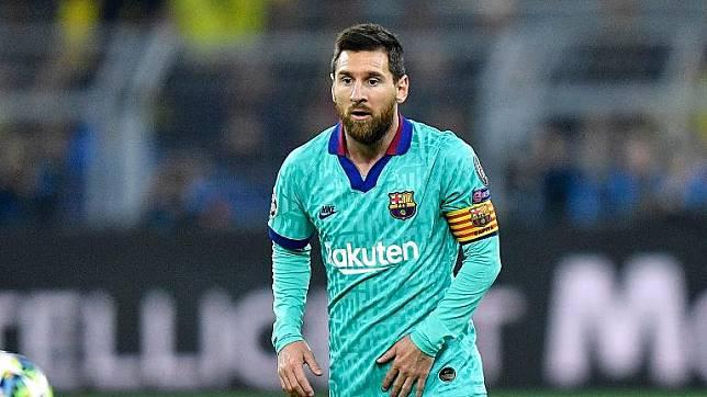 Kalah dari Granada Messi Semprot Pemain Barca di Ruang Ganti