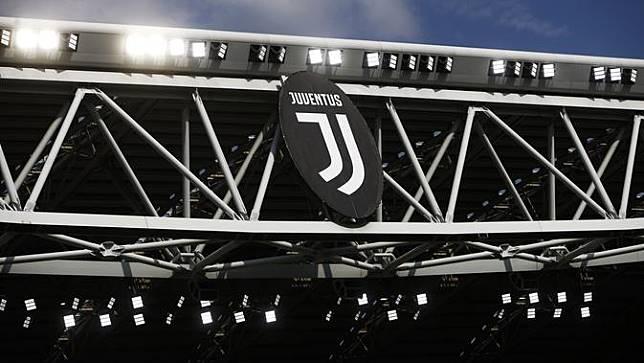 Logo dan ilustrasi Juventus