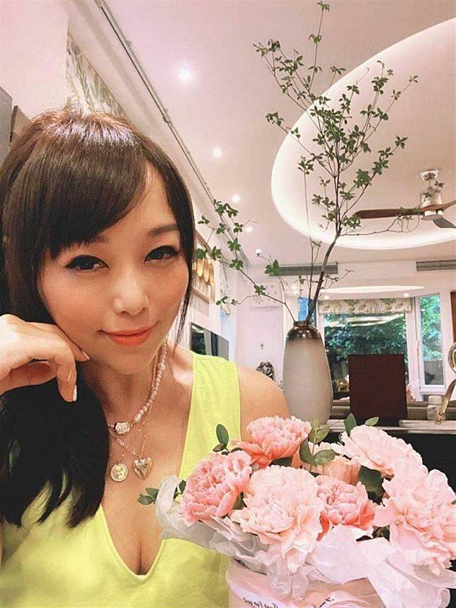 傳愷樂於上海結識醫師男友 去年底已於美國訂婚