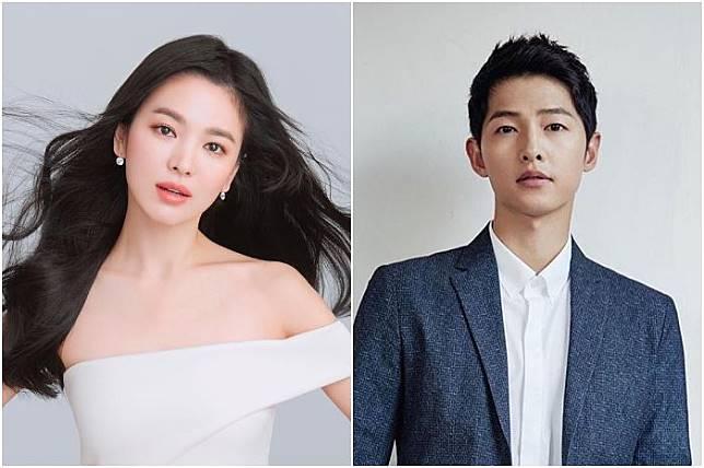 Cover - Resmi Berpisah, Song Jong Ki dan Song Hye Kyo Bercerai Tanpa Ributkan Harta Gono Gini