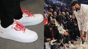 Supreme、Yeezy 今天你選誰?NBA 明星賽球員足下一覽,鞋迷:「還能跟肯爺要簽名⋯」
