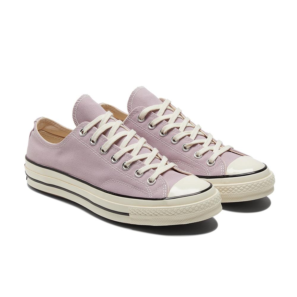 CONVERSE CHUCK 70 OX HIMALAYAN SALT/EGRET/BLACK 男女 休閒鞋 粉紫