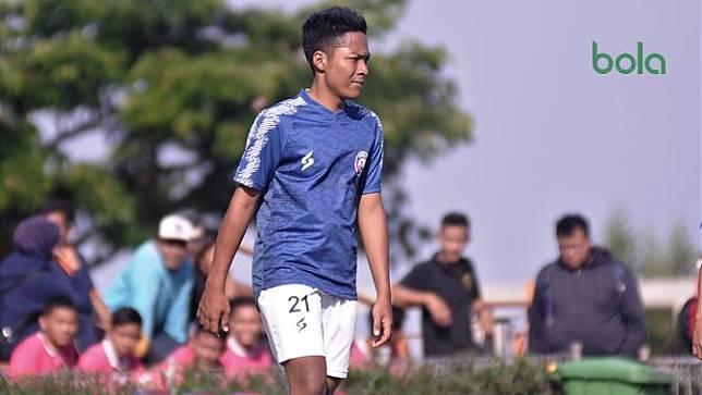 Bek Arema FC Putri, Pradea Syawella Wati