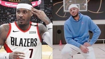 浪子回頭!Melo 講述自己加盟拓荒者的目標決心:一度以為無法回歸 NBA,現在我必須將心態轉變!