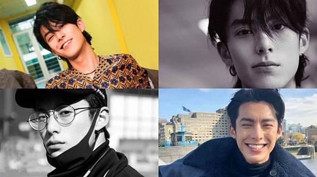Kenalan Sama si Ganteng Dylan Wang, Pemeran Dao Ming Si di Remake Meteor Garden