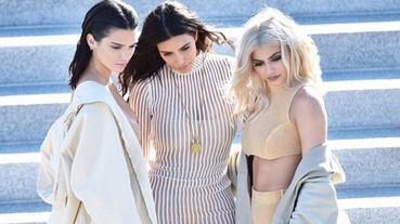 又爆抄襲醜聞!Kim Kardashian 和 Kylie Jenner 均被美妝品牌、藝術家怒告
