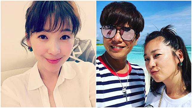 43歲女星六月(蔡君茹)和男星李易結婚8年。圖/翻攝六月臉書