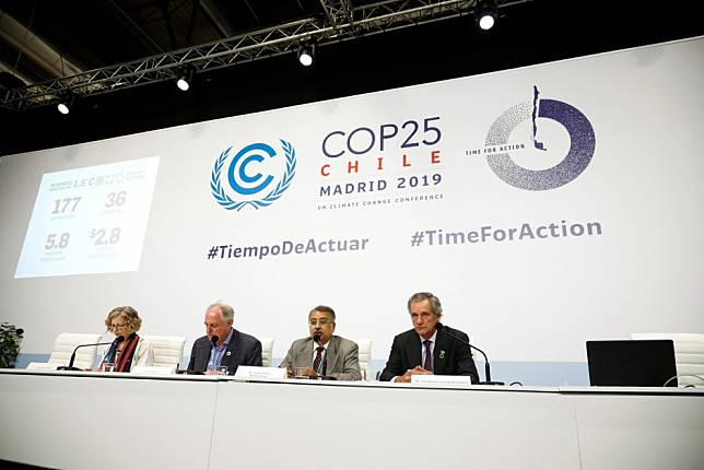 COP25 summit: China leads four-nation attack over 'imbalances' in UN climate-change negotiations