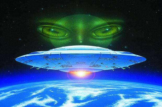 Ilmuan Jelaskan Makhluk Planet Berwajah Hijau, Alquran Tulis Melata