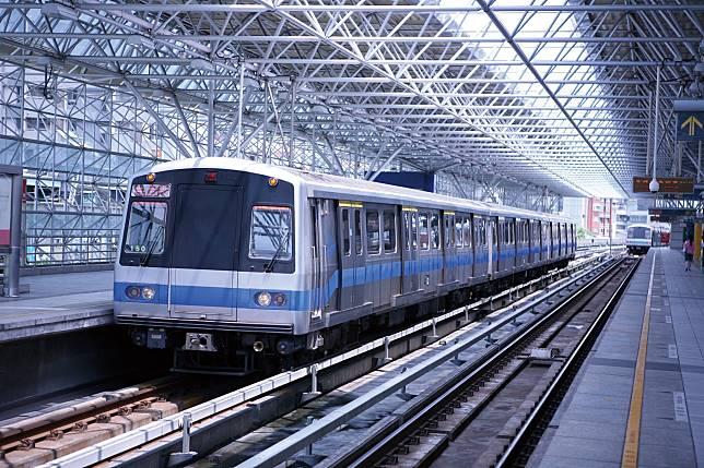 ▲台北捷運是北部民眾常使用的大眾交通工具。(圖/取自台北捷運臉書)