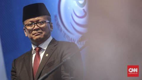 Edhy Prabowo: Kapal Pencuri Ikan Menyerah, Tak Perlu Represif