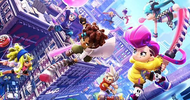 Switch免費制遊戲《泡泡糖忍戰》即將上市,官方公開短篇電影第 0 章