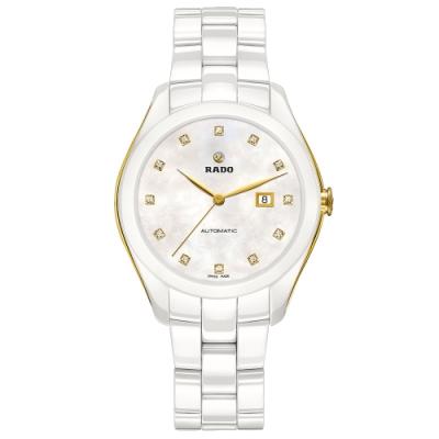 原廠公司貨 皓星系列 真鑽時標,陶瓷錶殼錶帶 藍寶石水晶鏡面,精密陶瓷材質 料號:R32257902