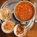 豚キムチチゲ - 実際訪問したユーザーが直接撮影して投稿した百人町焼肉セマウル食堂 新大久保店の写真のメニュー情報