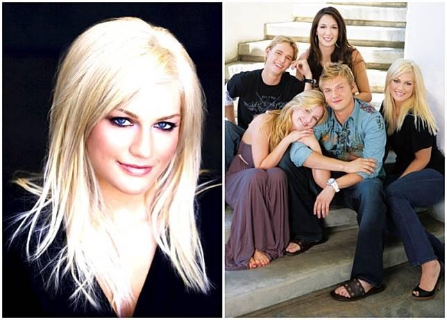 Aaron(右圖左起、Bobbie Jean、Angel、Nick與Leslie)曾拍家族真人騷。