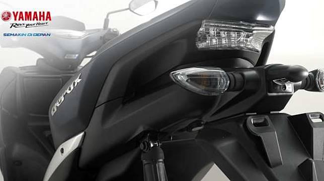 Yamaha Aerox  (Sumber: PT Yamaha Indonesia Motor Manufacturing)