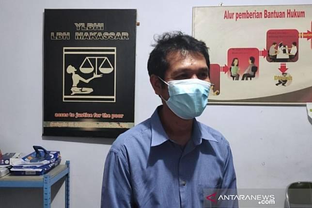 LBH Makassar apresiasi Polri buka kasus rudapaksa anak Luwu Timur