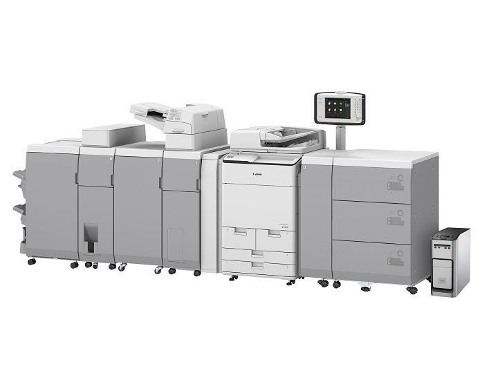Canon 推出第三代智慧型商用複合機 iR-ADV III 建構完善資安防護網與雲端列印解決方案
