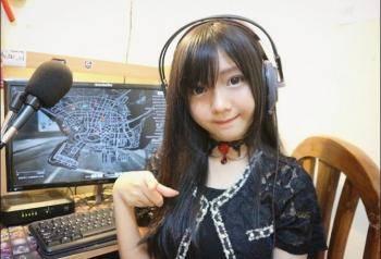 Image result for gamer cantik
