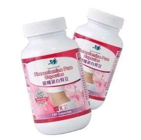 約諾麗孅姿白腎豆膠囊(100顆/瓶)【Miss.Sugar】【C900020】