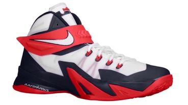 """新聞速報 / Nike Zoom LeBron Soldier 8 """"USA"""""""