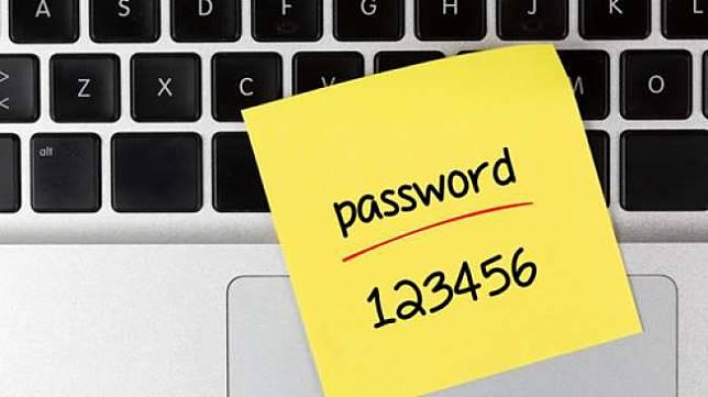 Ilustrasi password. (Shutterstock)