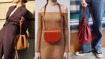 極簡百搭才是王道!三間韓國包包品牌,保證你的包包永不過時!