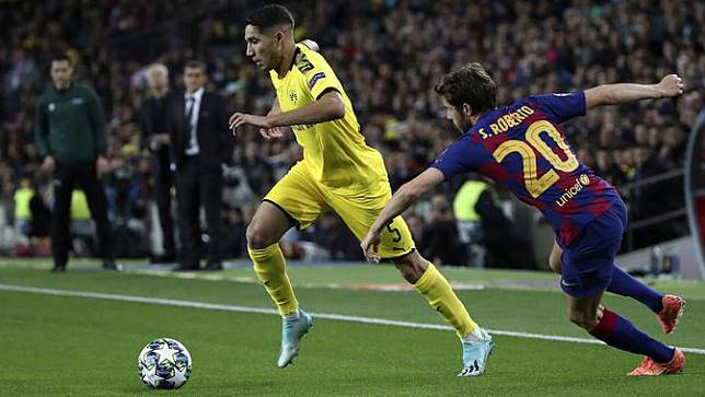 Bahagia bersama Dortmund Achraf Hakimi Tak Bisa Menduakan Madrid