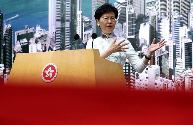 Carrie Lam in her own words on extradition bill: I feel deep sorrow and regret for controversies and dispute stirred up in  society