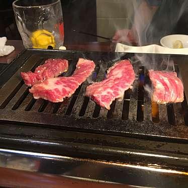 実際訪問したユーザーが直接撮影して投稿した歌舞伎町焼肉NO MEAT, NO LIFE.cuatroの写真